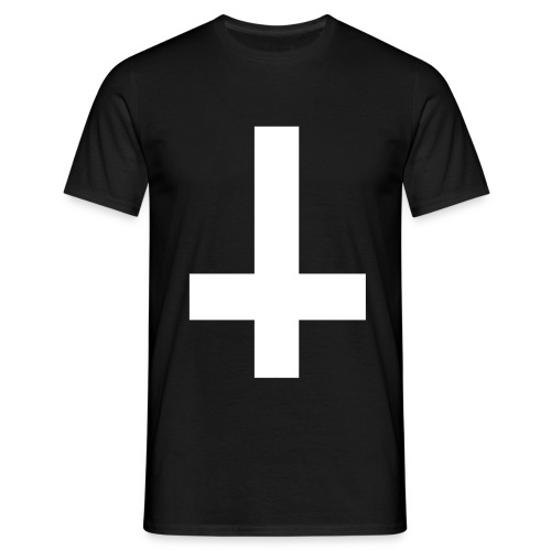Anti-Christ Black - Men's T-Shirt