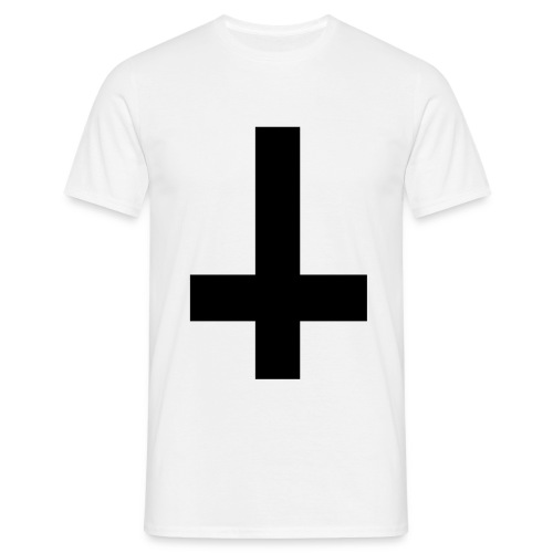 Anti-Christ White - Men's T-Shirt