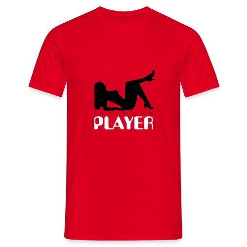 Infamous Player 012 - Men's T-Shirt