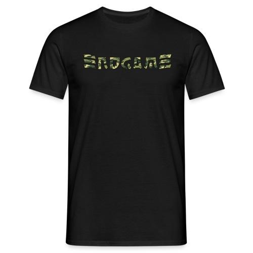 Endgame Wood2 Gaming-Shirt - Männer T-Shirt