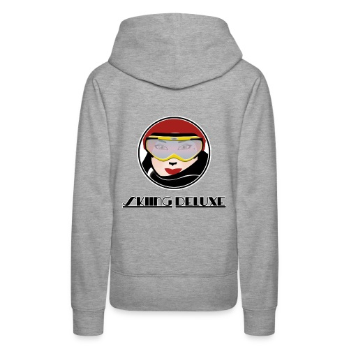 esafox winter - Frauen Premium Hoodie
