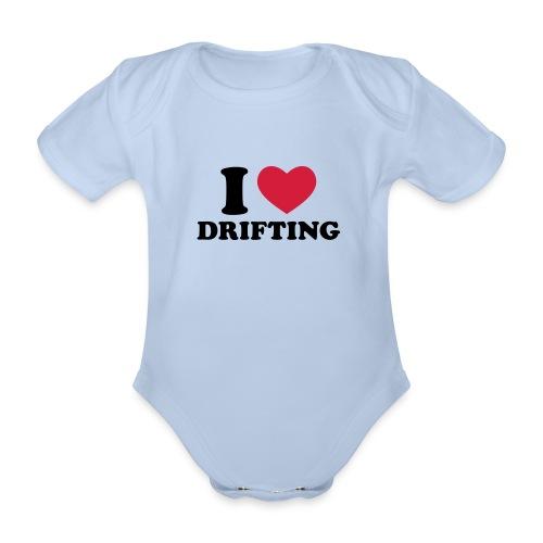 Fräsig barn body - Ekologisk kortärmad babybody