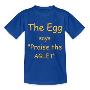 Quote from The Egg - Kids' T-Shirt