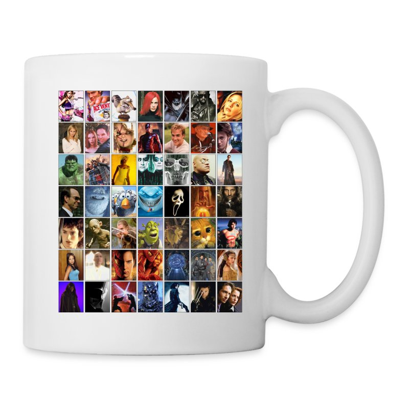 Films/Séries TV - Tasse