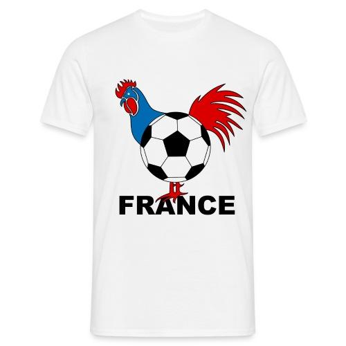 france tee shirt supporter - Men's T-Shirt