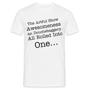 The Artful Show, Mens - Men's T-Shirt