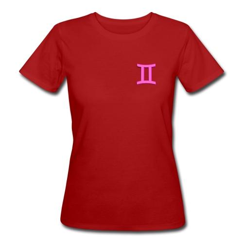t shirt Gemelli donna - T-shirt ecologica da donna