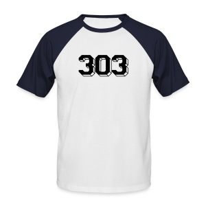 303 - Men's Baseball T-Shirt