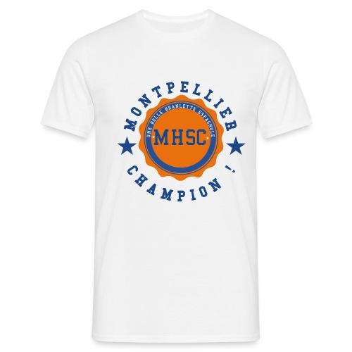 Tshirt Montpellier Champion - T-shirt Homme