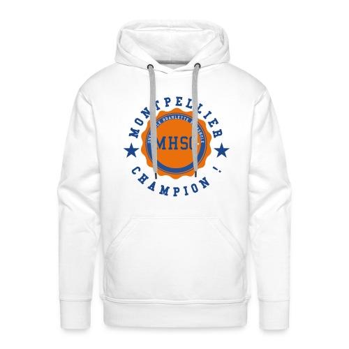 Sweat Montpellier Champion - Sweat-shirt à capuche Premium pour hommes