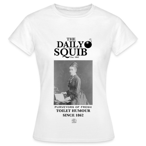 Women's Daily Squib Fine Purveyors T-Shirt - Women's T-Shirt