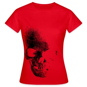 SKULL  by BlackWare - Frauen T-Shirt