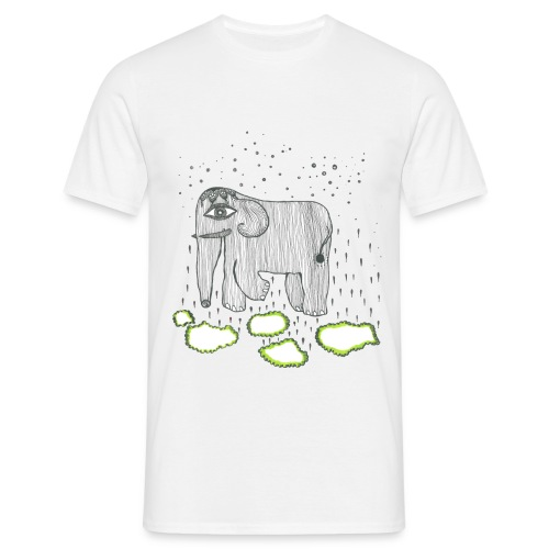 Elephant - Men's T-Shirt