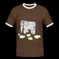 T-Shirts ~ Men's Ringer Shirt ~ Elephant