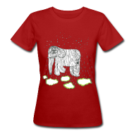 T-Shirts ~ Women's Organic T-shirt ~ Elephant