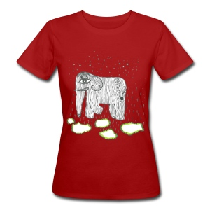 Elephant - Women's Organic T-shirt