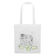 Bags & Backpacks ~ Tote Bag ~ Elephant