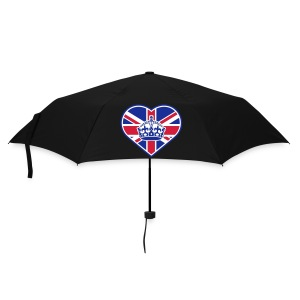 diamond jubilee016 - Umbrella (small)