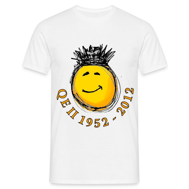QE II Jubilee smiley T-Shirt