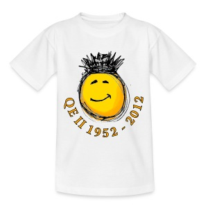 QE II Jubilee smiley T-Shirt - Kids' T-Shirt