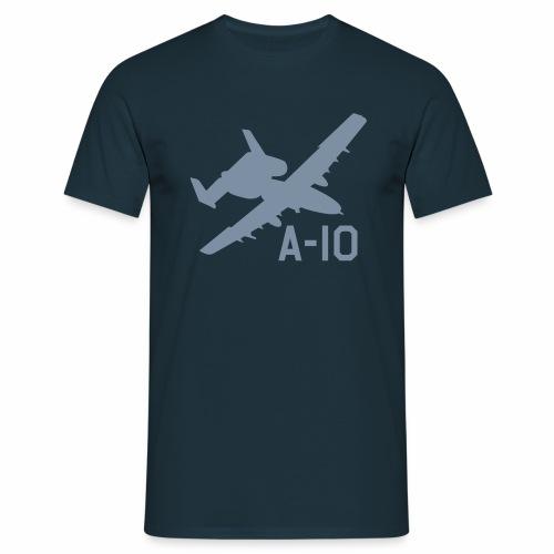 T-SHIRT A-10 - Mannen T-shirt