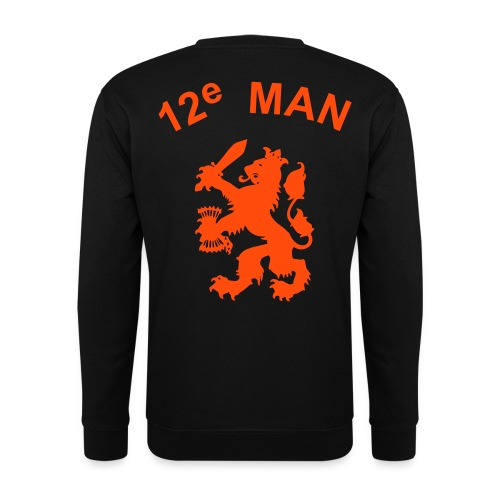 Men: Holland 12e man sweater  - Mannen sweater