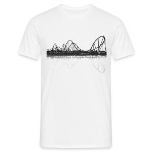 Silverstar Black Coaster-Shirt - Männer T-Shirt