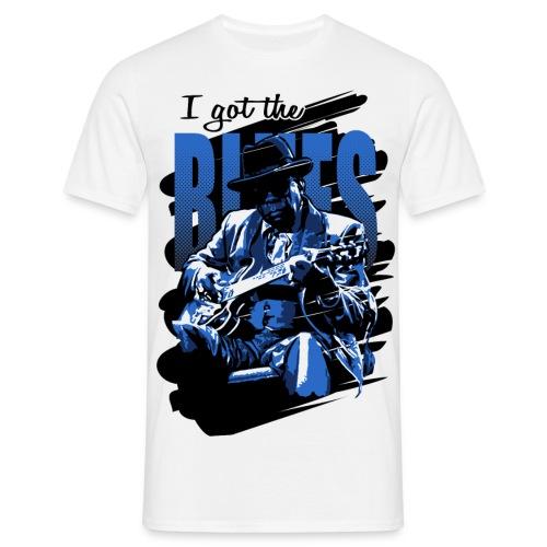 I got the blues (spécial couleurs claires) - T-shirt Homme