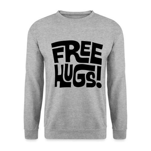 free hugs - Mannen sweater