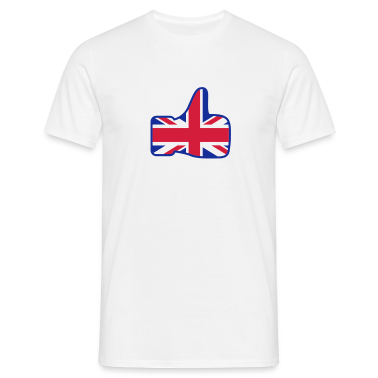 like Union Jack | England | UK T-Shirts