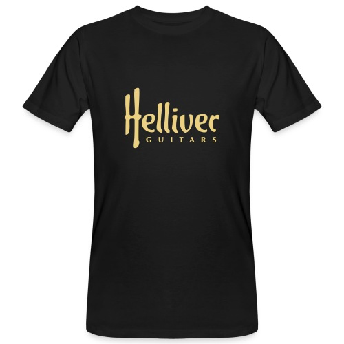 Helliver Guitars Organic T-Shirt - Männer Bio-T-Shirt