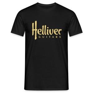Helliver Guitars T-Shirt - Männer T-Shirt