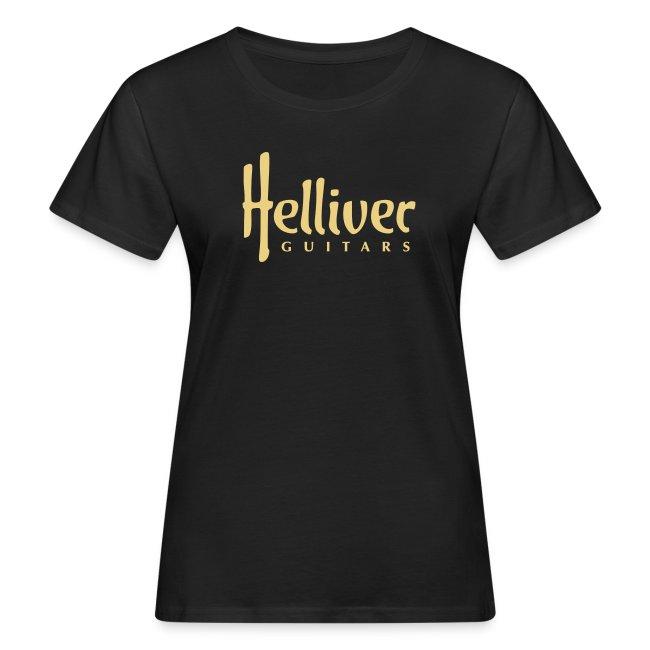 Helliver Guitars Women's Organic T-Shirt