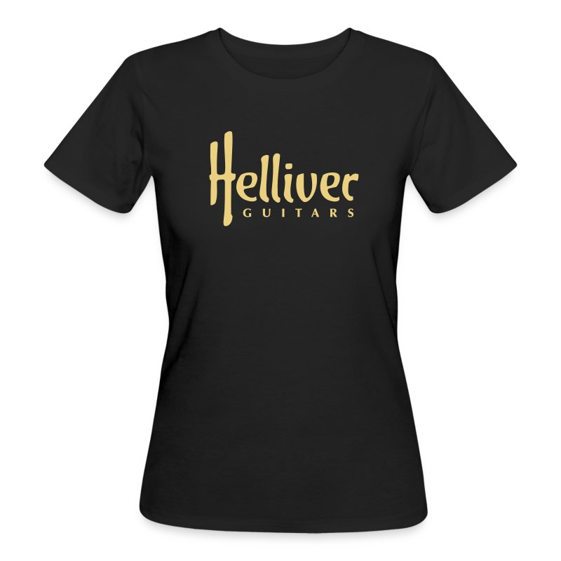 Helliver Guitars Women's Organic T-Shirt - Frauen Bio-T-Shirt