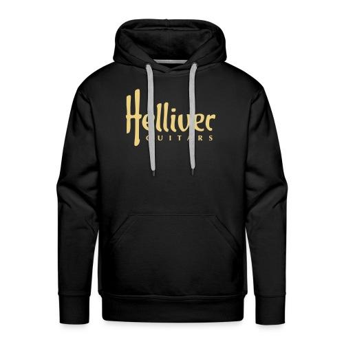 Helliver Guitars Hoodie - Männer Premium Hoodie