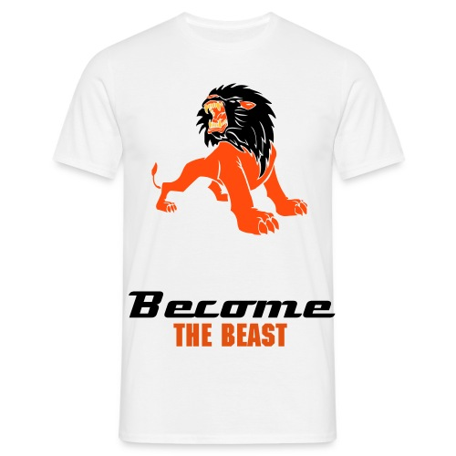 Become The Beast (t-shirt) - Men's T-Shirt