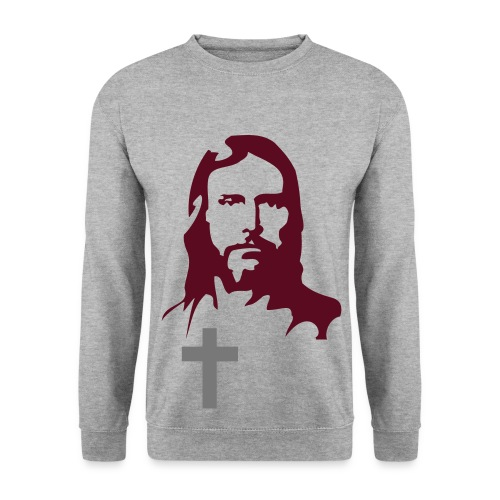 Jesus Sweater - Men's Sweatshirt