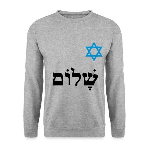 Shalom Sweater - Men's Sweatshirt
