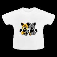 Tee shirts Bébés ~ Tee shirt Bébé ~ T shirt bébé chats