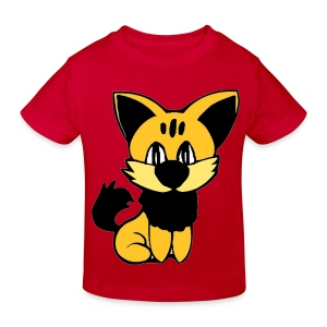 T shirt enfant chat - T-shirt Bio Enfant