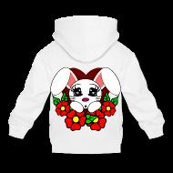 Sweats ~ Pull à capuche Premium Enfant ~ Pull à capuche enfant lapin