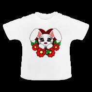 Tee shirts Bébés ~ Tee shirt Bébé ~ T shirt bébé lapin