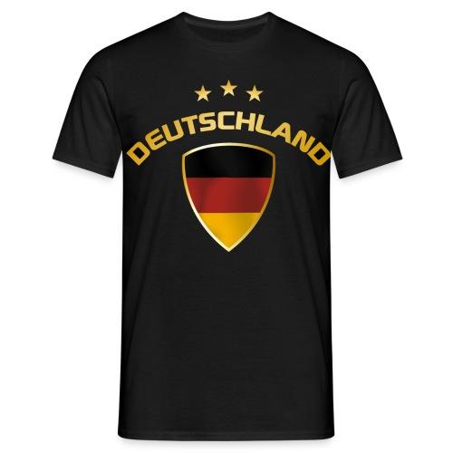 Deutschland Fan Shirt - Männer T-Shirt