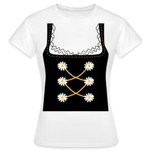 dirndl - Frauen T-Shirt