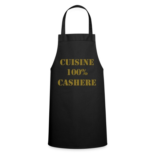 Tablier 100% Casher - Tablier de cuisine