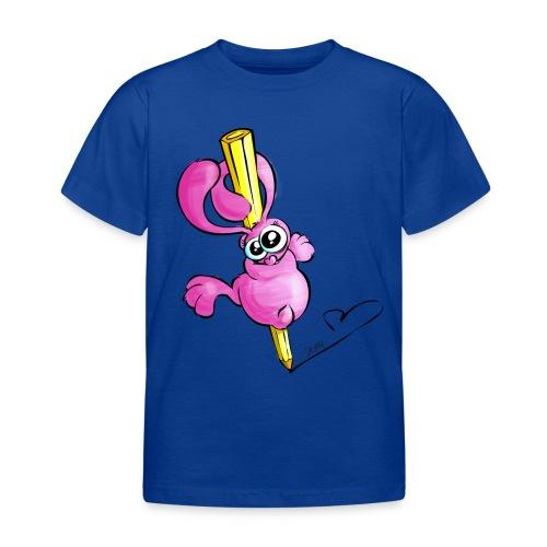 Zeichnerbunny - Kinder T-Shirt