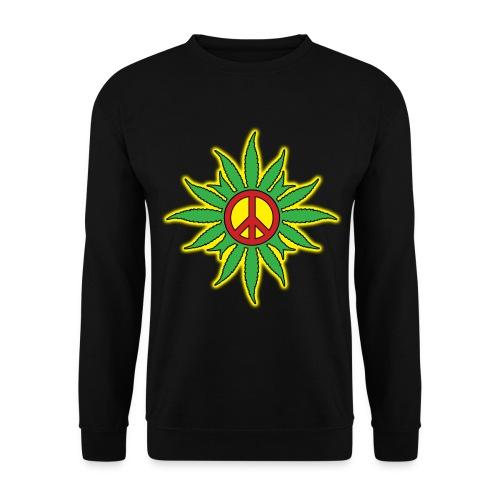 Peace Rasta Sweatshirt - Men's Sweatshirt