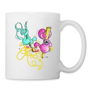 Zeichnerbunnys - Tasse