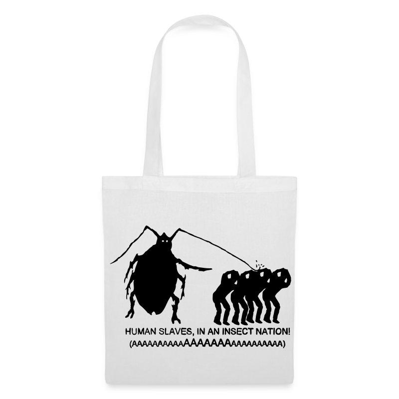 INSECT NATION Tote Bag - Tote Bag
