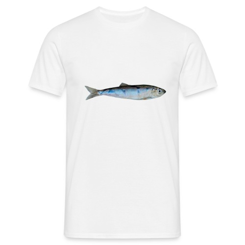Sardine for happiness - T-shirt Homme